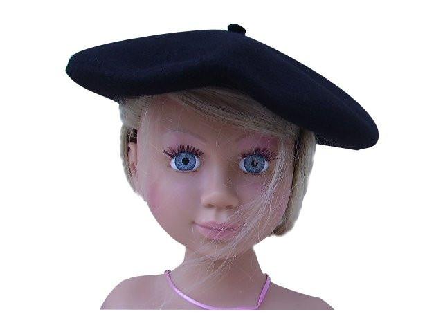 Béret noir enfant à 4,90 €   Vente d articles basques   4733e5f4ca0