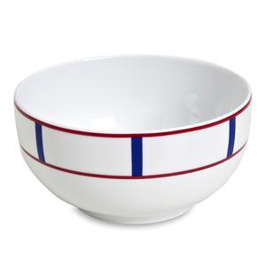 Bol du pays basque en porcelaine
