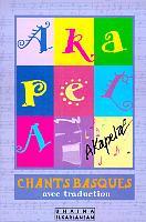 Livre de chants basques avec traduction