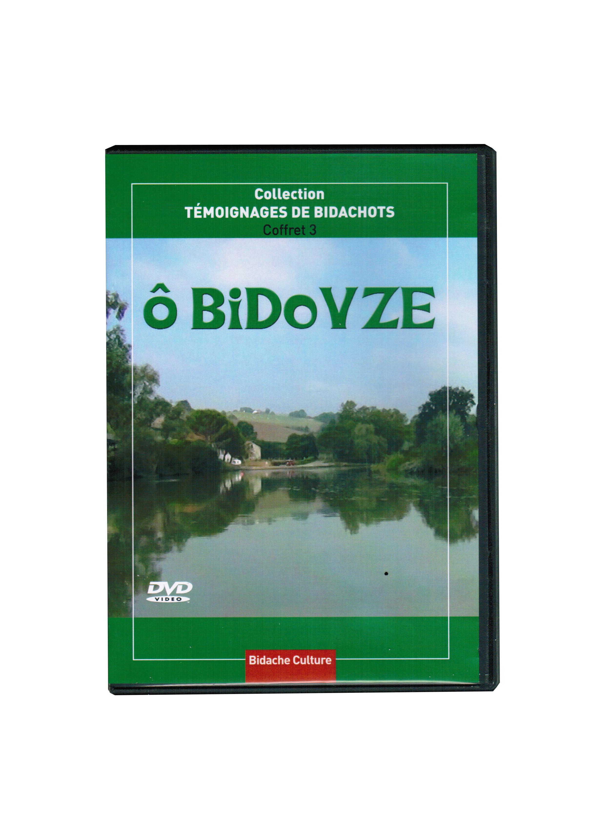DVD ô Bidouze