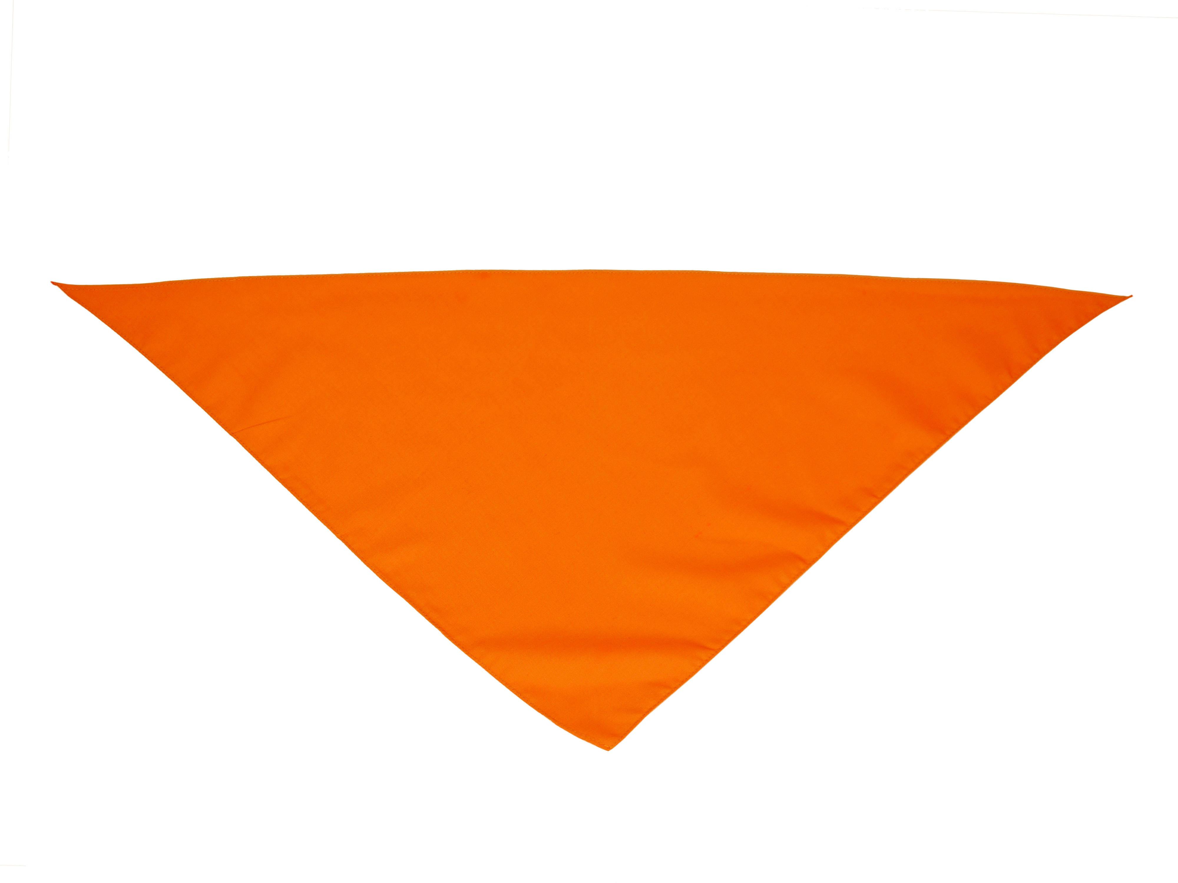 Foulard féria orange
