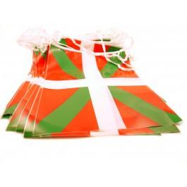 Guirlande drapeau basque