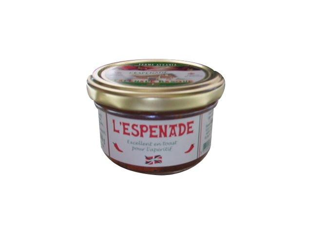 L'Espenade, tapenade du pays basque