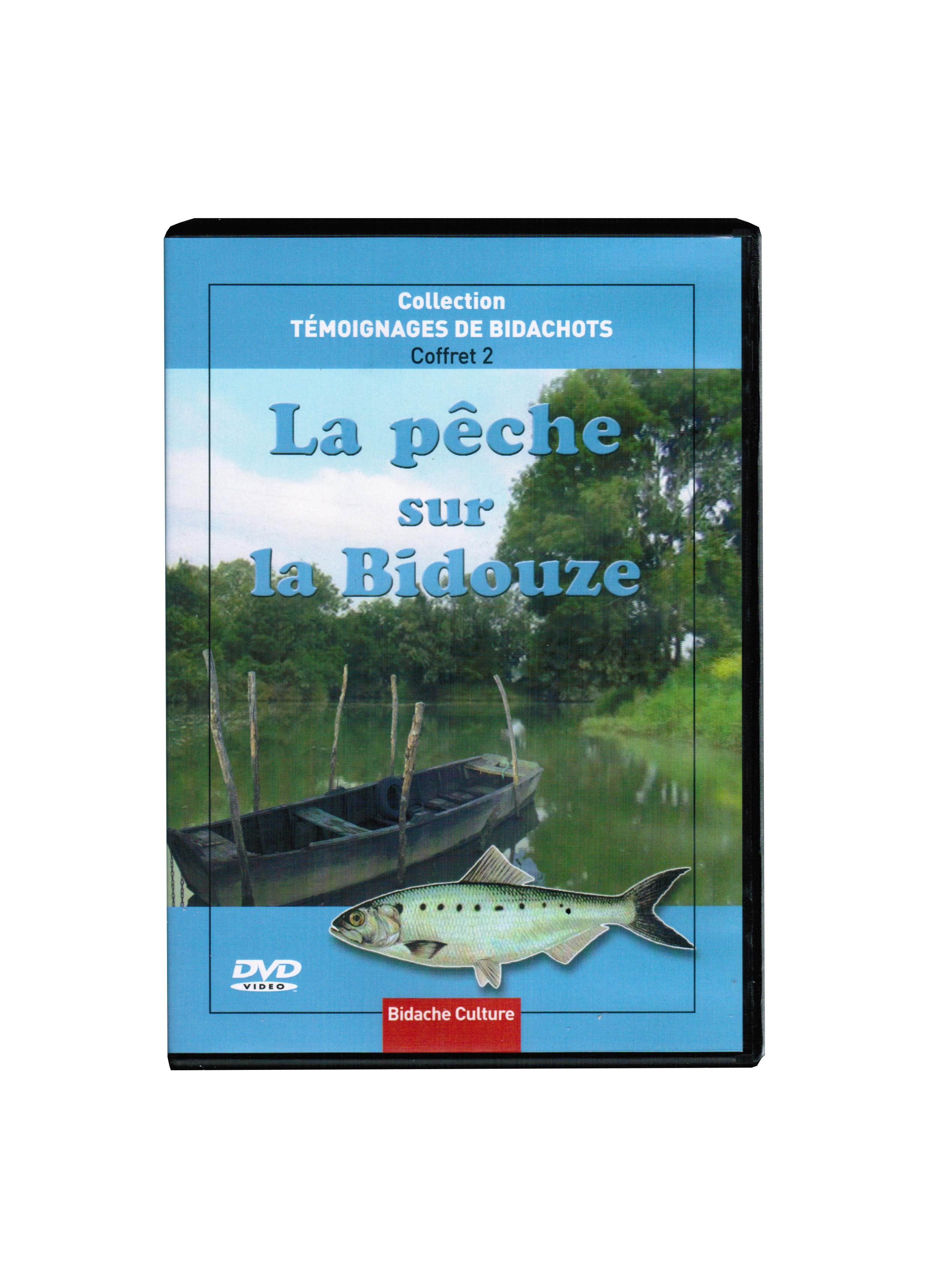 La pêche sur la Bidouze