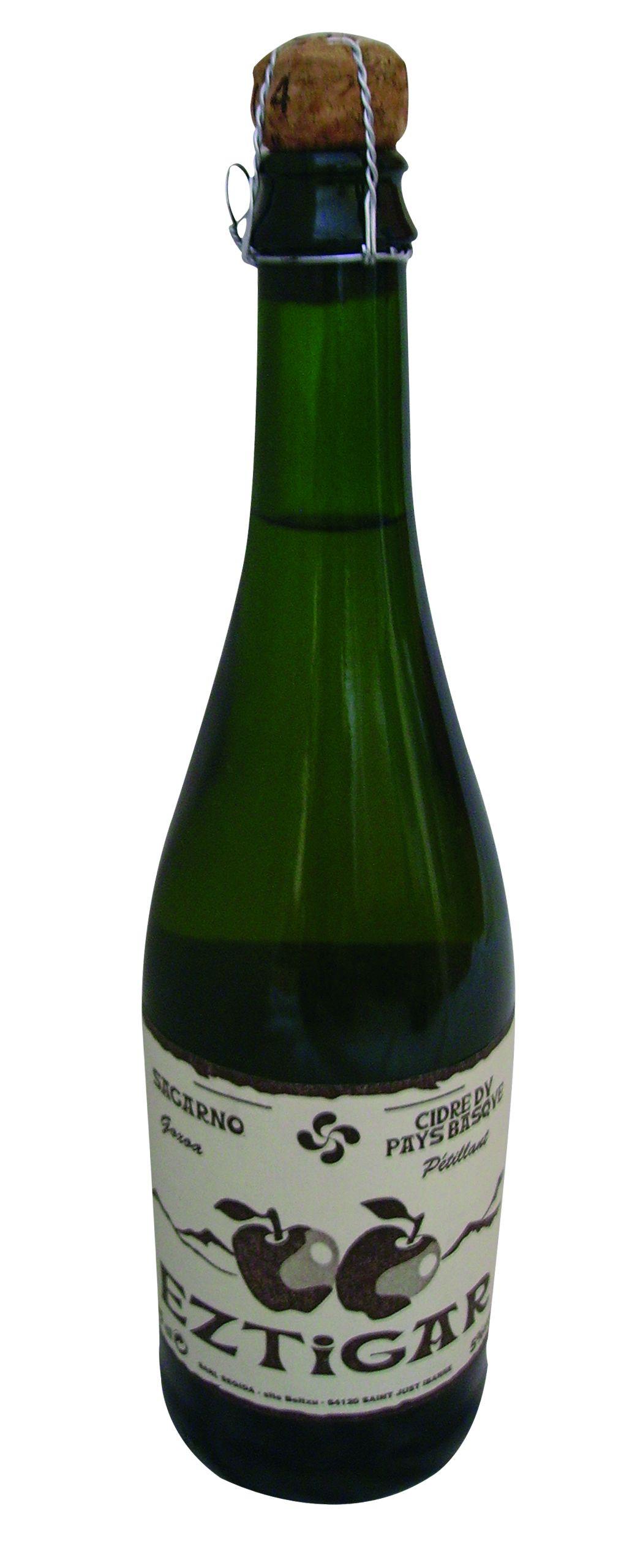 Le cidre du Pays Basque, sagarnoa
