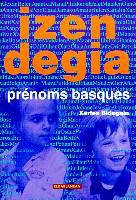Livre des prénoms basques
