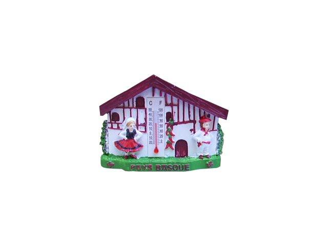 Magnet maison basque
