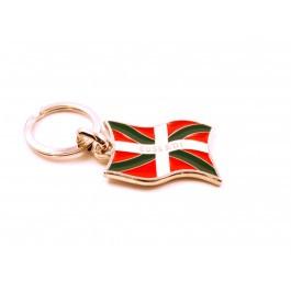 Porte clé drapeau euskadi