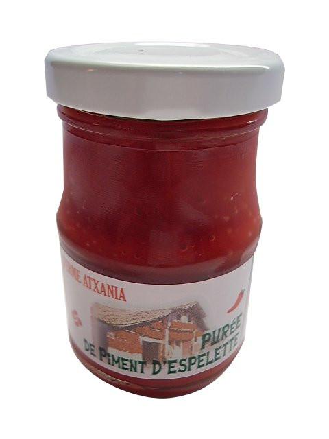 Purée de piment d'Espelette