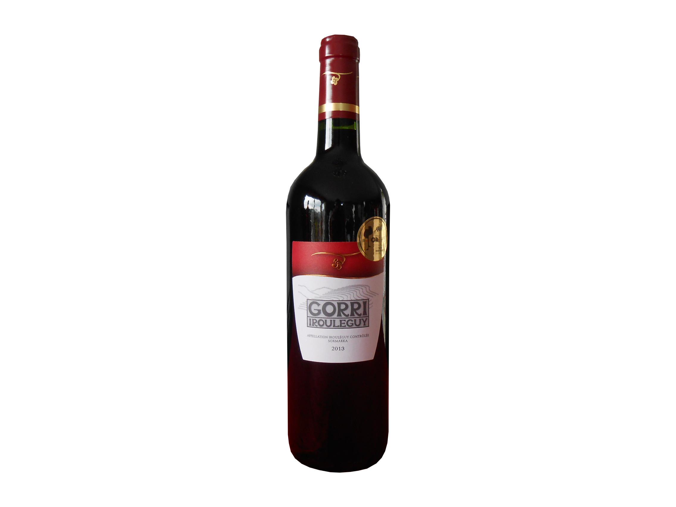 Vin rouge du pays basque, AOC Irouléguy