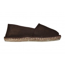 Espadrilles basques marron
