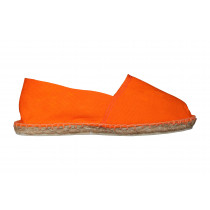 Espadrilles basques orange