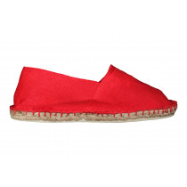 Espadrilles basques rouges