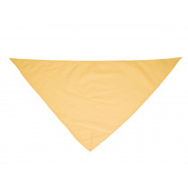 Foulard féria jaune