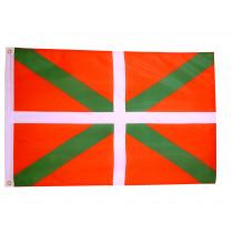 Ikurina, drapeau basque 60 X 90 cm