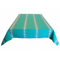 Nappe verte rectangle 170 x 350 cm