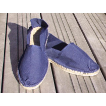 Espadrilles basques marines taille 41