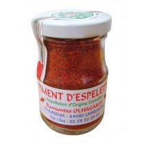 Poudre de piment d'Espelette
