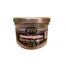 Rillettes de canard basque