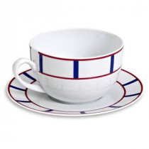 Tasse jumbo décor basque