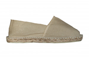 Espadrilles basques beiges